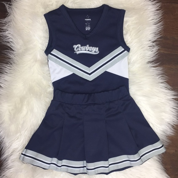 4bc54b4b 🌟Authentic Dallas Cowboys Cheer Outfit🌟